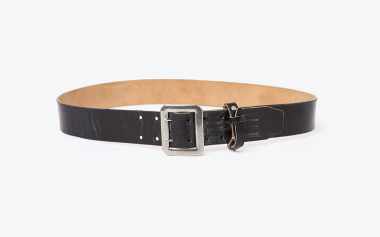 에이징씨씨씨(AGINGCCC) 40s strongman belt - gray