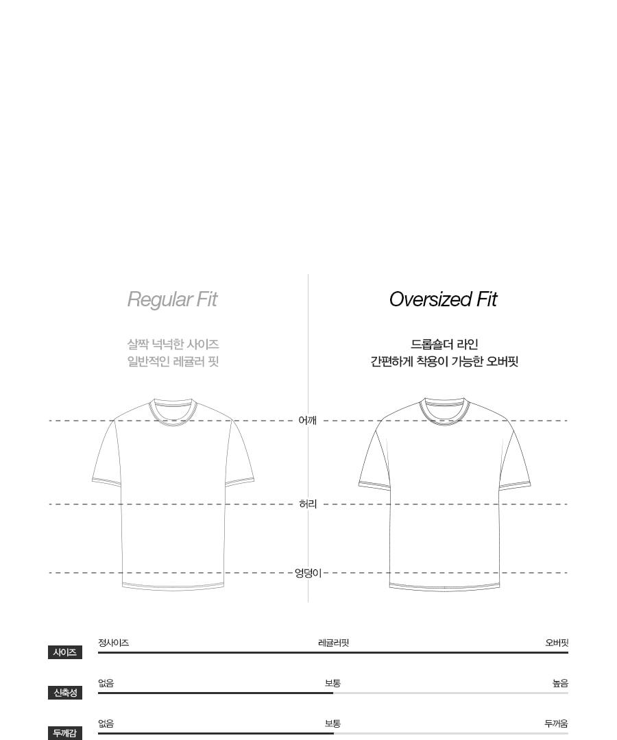 에이징씨씨씨(AGINGCCC) 드롭숄더 배드베어 티셔츠 화이트 616